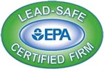 Use a lead-safe certified contractor